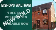 one bedroom semi-detached house for sale in Bishops Waltham, Hampshire