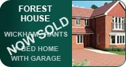 4 bedroom home with double garage for sale - Wickham, Hampshire